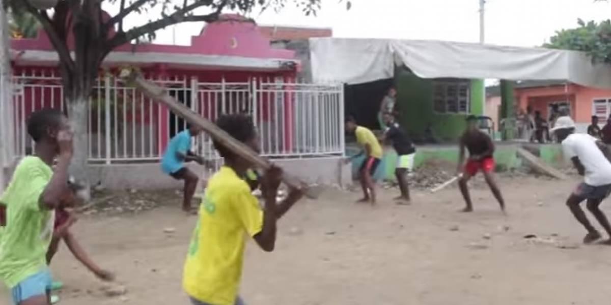 """Jóvenes pandilleros no podrán ver al papa por las """"fronteras invisibles"""" de Cartagena"""