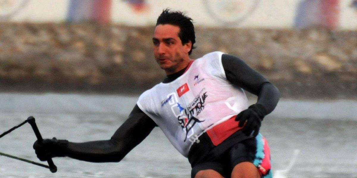 Felipe Miranda es nuevamente campeón mundial del overall