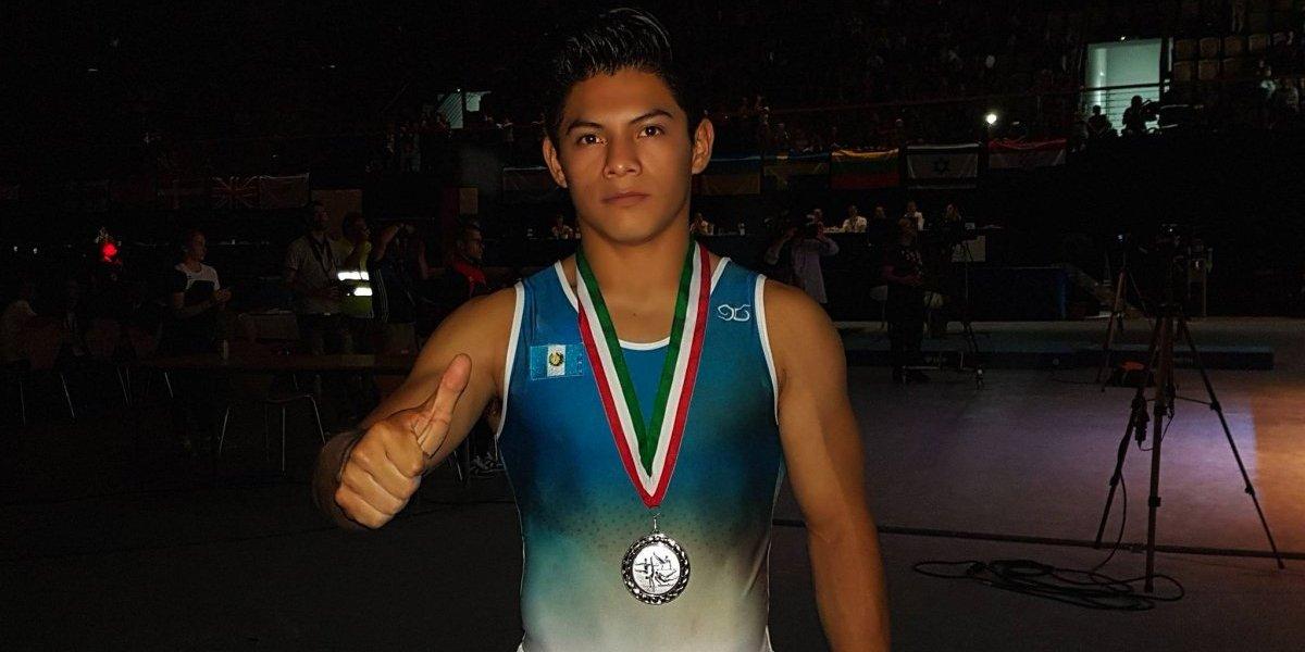 ¡Lo volvió a hacer! Jorge Vega gana medalla para Guatemala en la Copa del Mundo