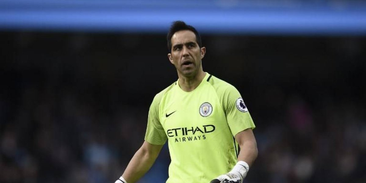 "El ""triste"" regreso de Claudio Bravo a la Champions League con Manchester City"