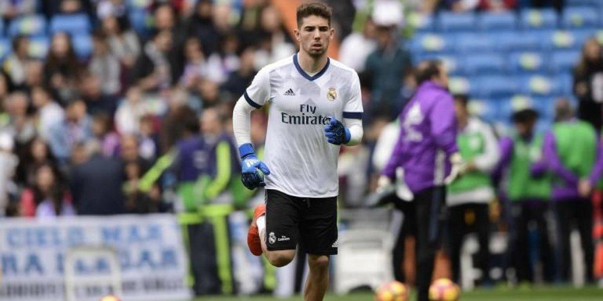 """Hijo de tigre: Luca Zidane, el arquero más """"arriesgado del mundo"""""""