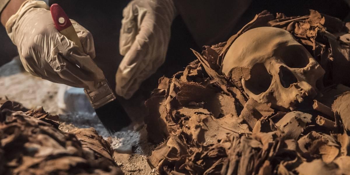 Encuentran tumba de un orfebre del dios Amón en Egipto