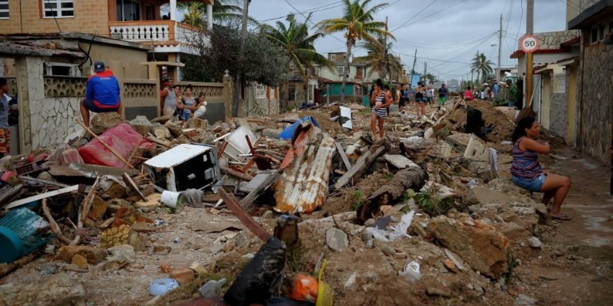 Cuba informa de al menos diez víctimas fatales tras el paso del poderoso huracán Irma