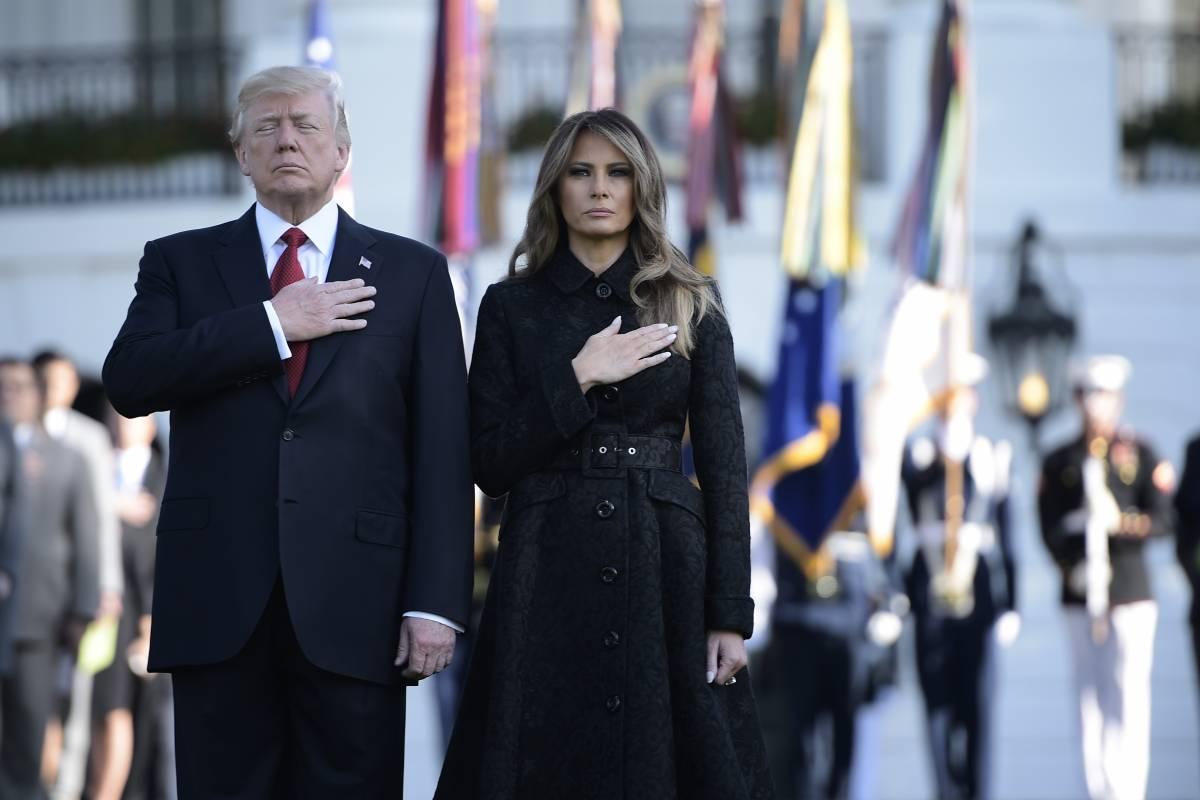 Donald Trump conmemoró el 16 aniversario del 11 de septiembre