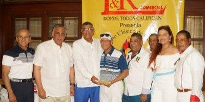 Kris Cuello gana el séptimo Clásico de Golf Federico' Birthday
