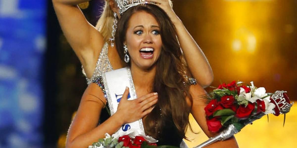 De Dakota del Norte la nueva Miss América
