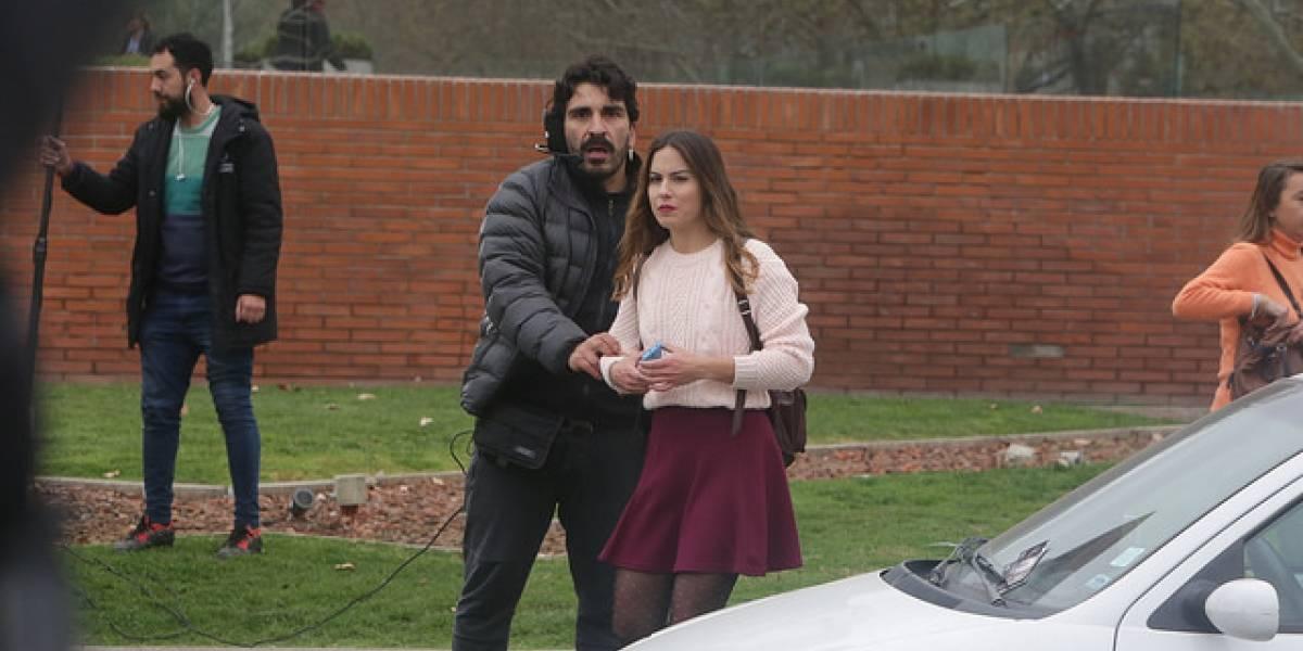 """""""Dime quién fue"""": Las primeras imágenes de la nueva nocturna de TVN"""