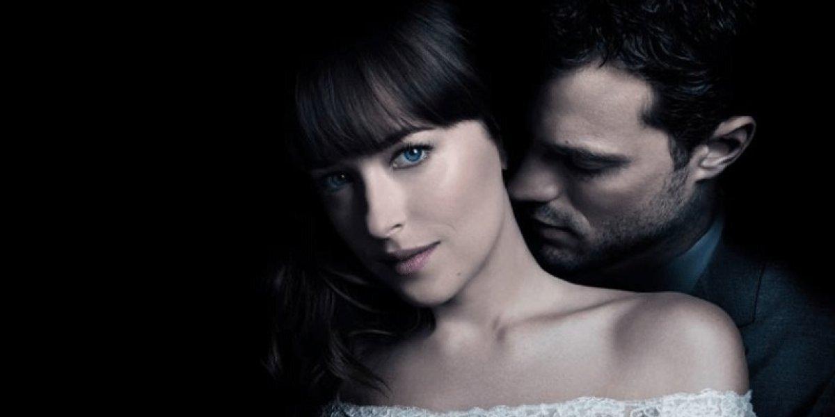 """Christian Grey y Anastasia Steel llegan al altar en """"50 sombras liberadas"""""""