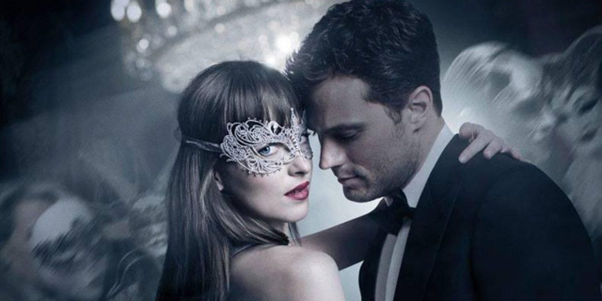 Teaser de '50 sombras liberadas': La boda de Christian y Anastasia