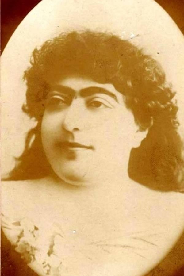 Princesa iraní Qajair