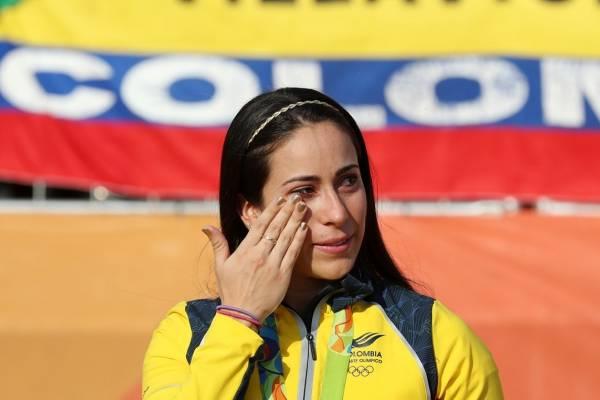 Amenazas de muerte contra Mariana Pajón