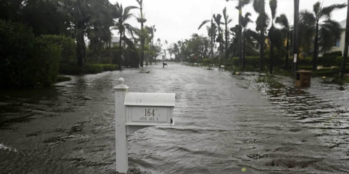 Irma se debilita a tormenta tropical