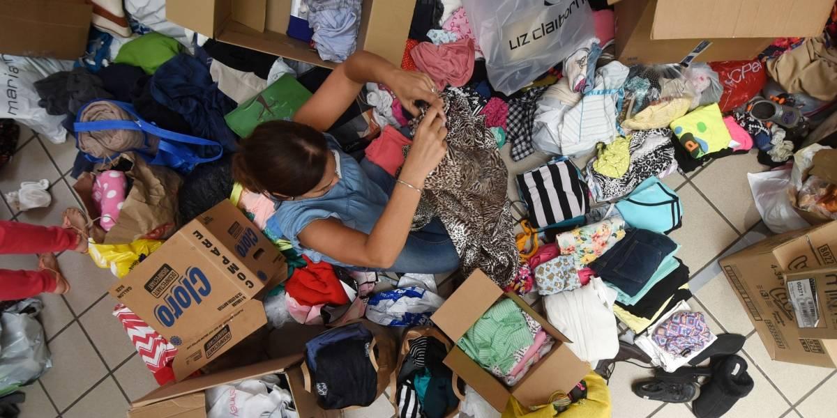 Múltiples esfuerzos de ayuda en Puerto Rico