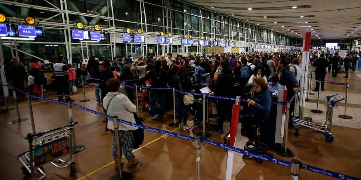 Tráfico aéreo en estas Fiestas Patrias crecerá 15%