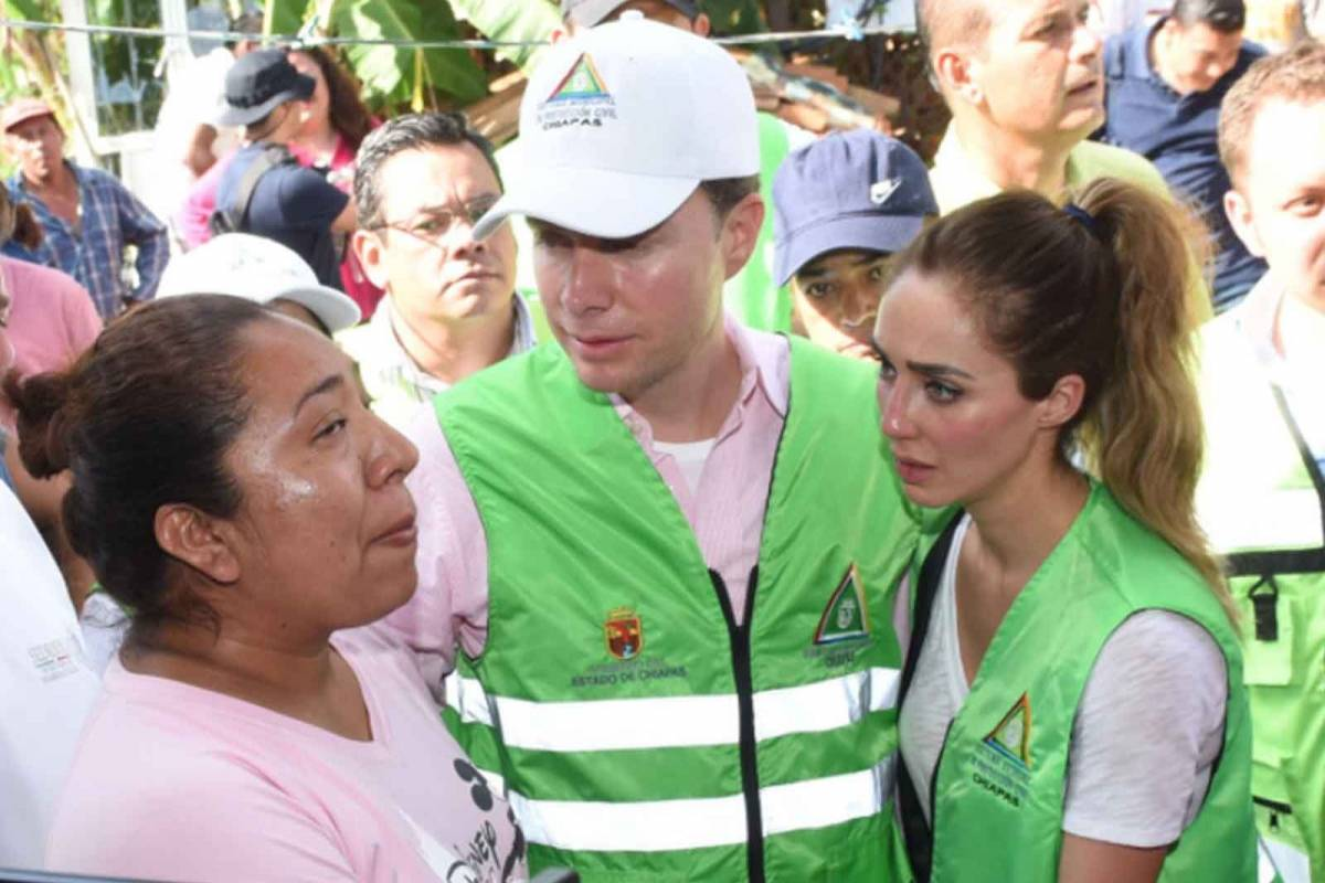 Mueren tres personas en Chiapas a causa del sismo de 8.4 grados