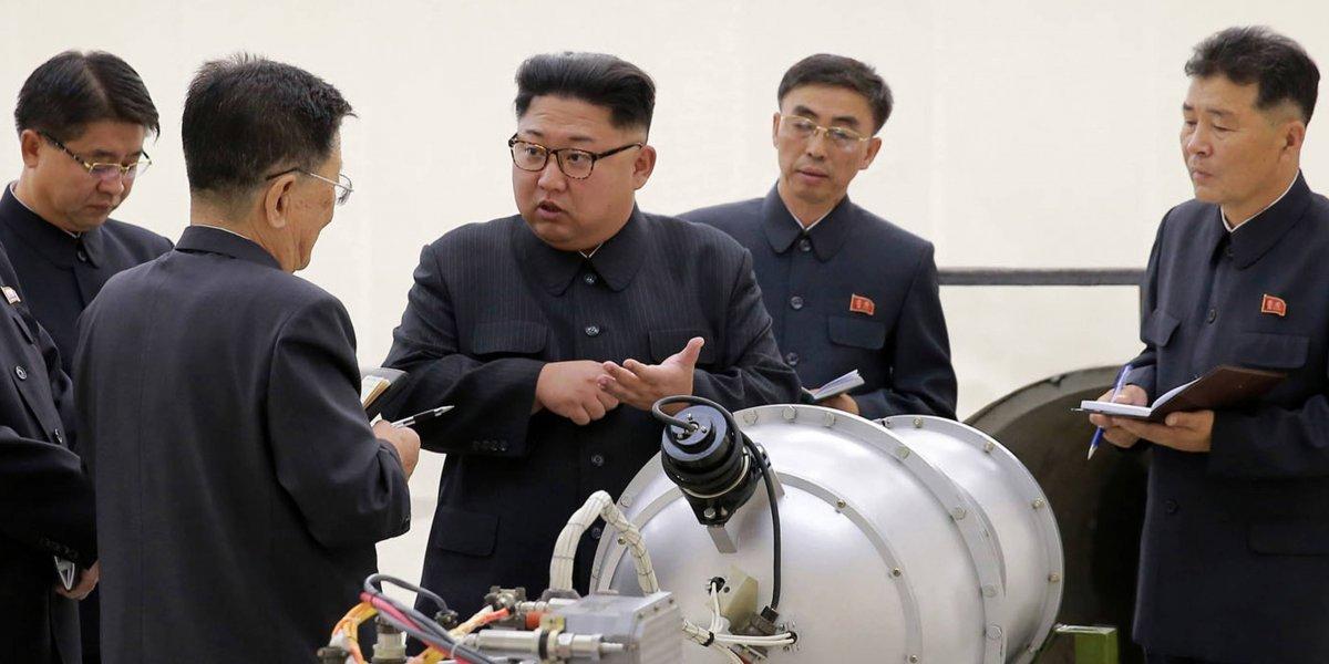 Cientos mueren en laboratorio nuclear de Corea del Norte