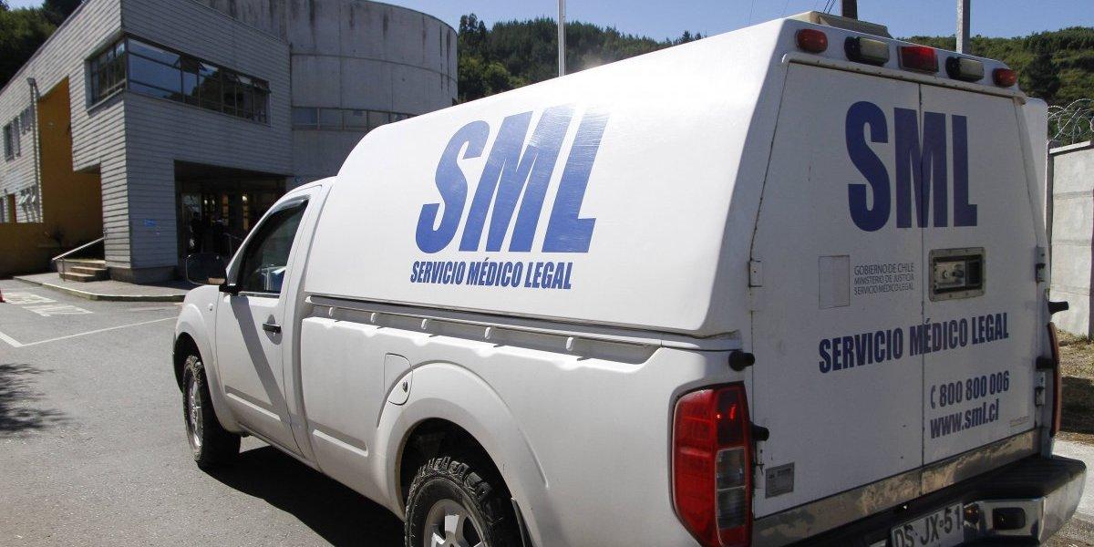 Funcionarios del Servicio Médico Legal iniciaron paro indefinido