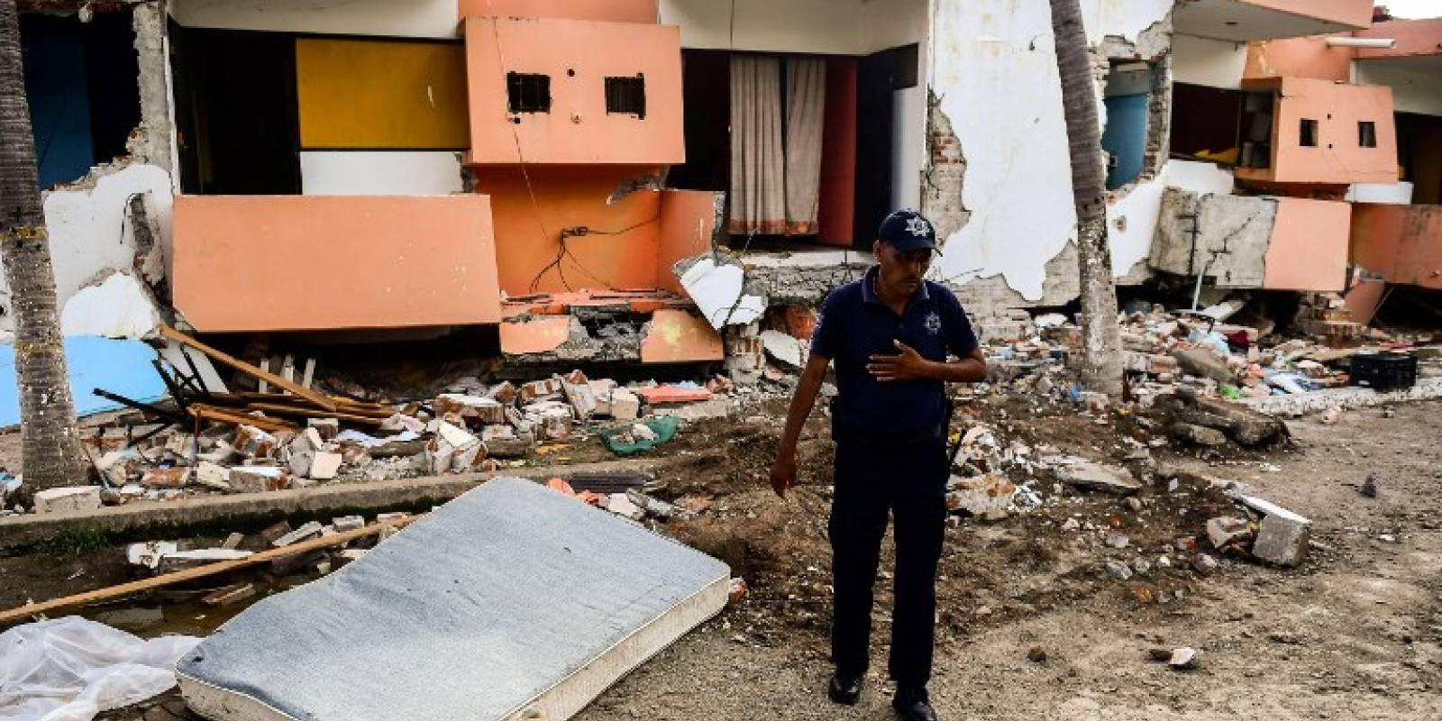 Terremoto en México 2017