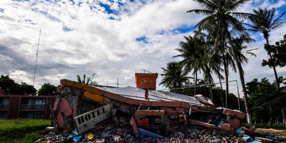 Aumenta a 96 la cifra de muertos por el terremoto en México