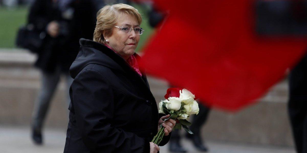 """Presidenta Bachelet: """"La Moneda reafirma su compromiso con los Derechos Humanos y la Democracia"""""""