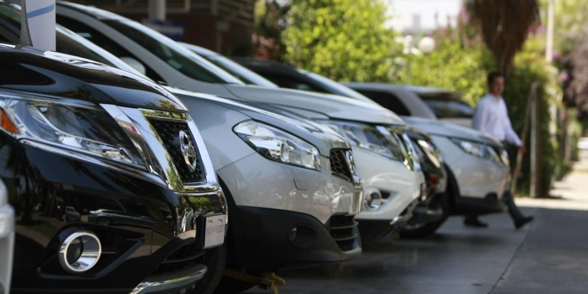 Venta de vehículos nuevos en Chile creció un 44% interanual en agosto