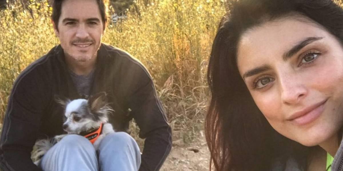 Aislinn Derbez muestra a plenitud su embarazo en redes sociales
