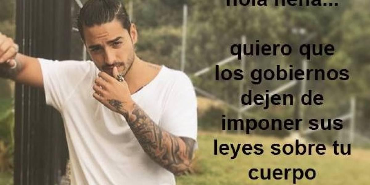 Maluma Feminista, la página donde el reggaetón respeta a las mujeres