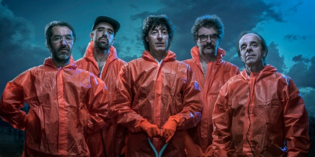Cuarteto de Nos vuelve a Colombia con nuevo CD: 'Apocalipsis Zombi'