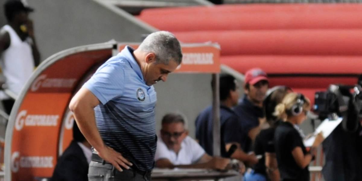 Gabriel Perrone dejó de ser técnico del Guayaquil City FC