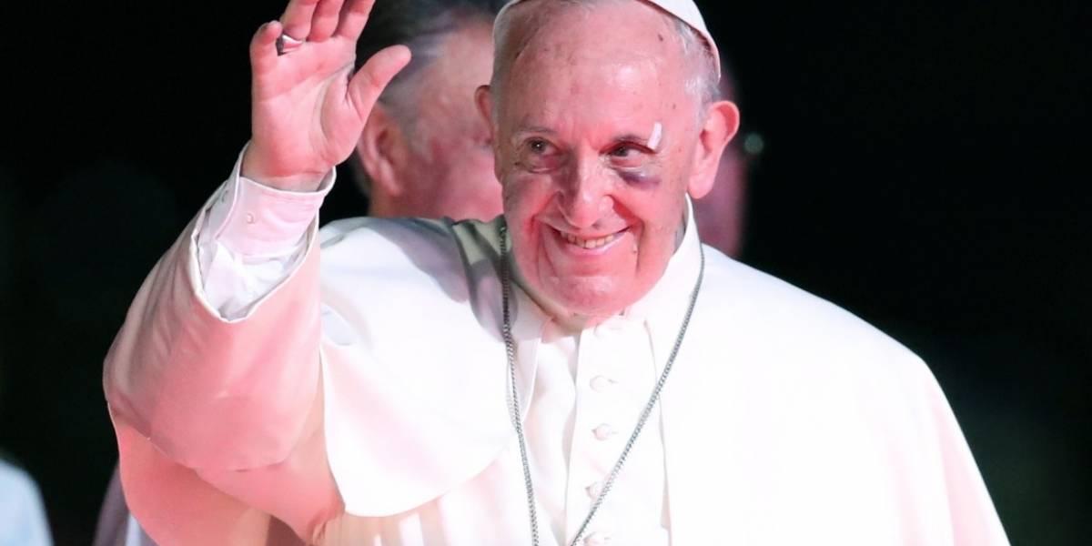 El papa pide para Navidad paz ante los conflictos del mundo