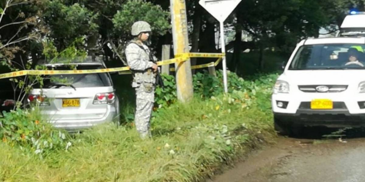 Grave accidente en la Autopista Norte deja una persona muerta