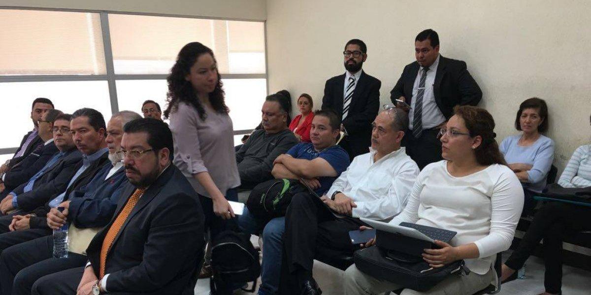 Nuevo intento de apertura a un juicio en el caso MDF