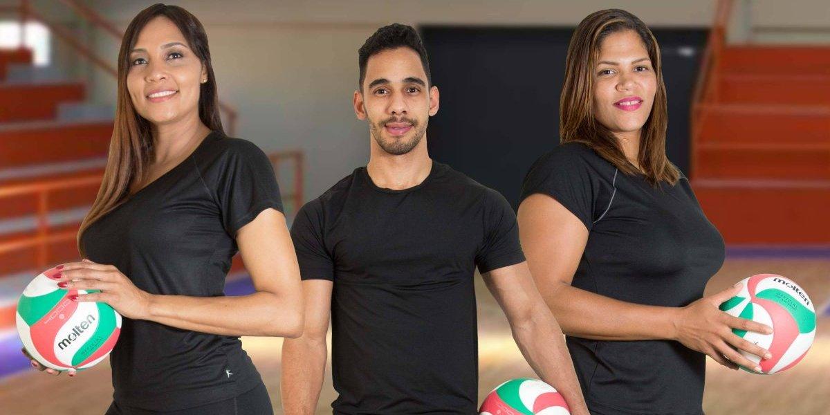Arias, Rivera y Fernández impartirán clínicas de voleibol