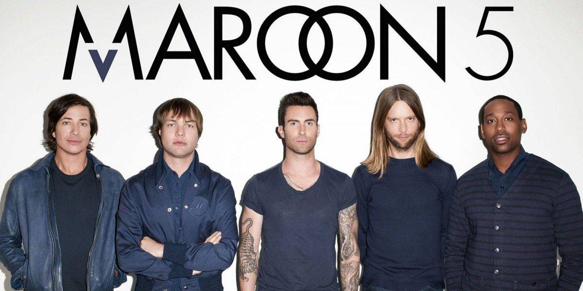 ¡Confirmado! Ya hay banda telonera para el concierto de Maroon 5 en Guatemala