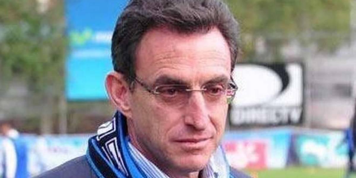 Michel Deller estalla por arbitraje ante Barcelona SC
