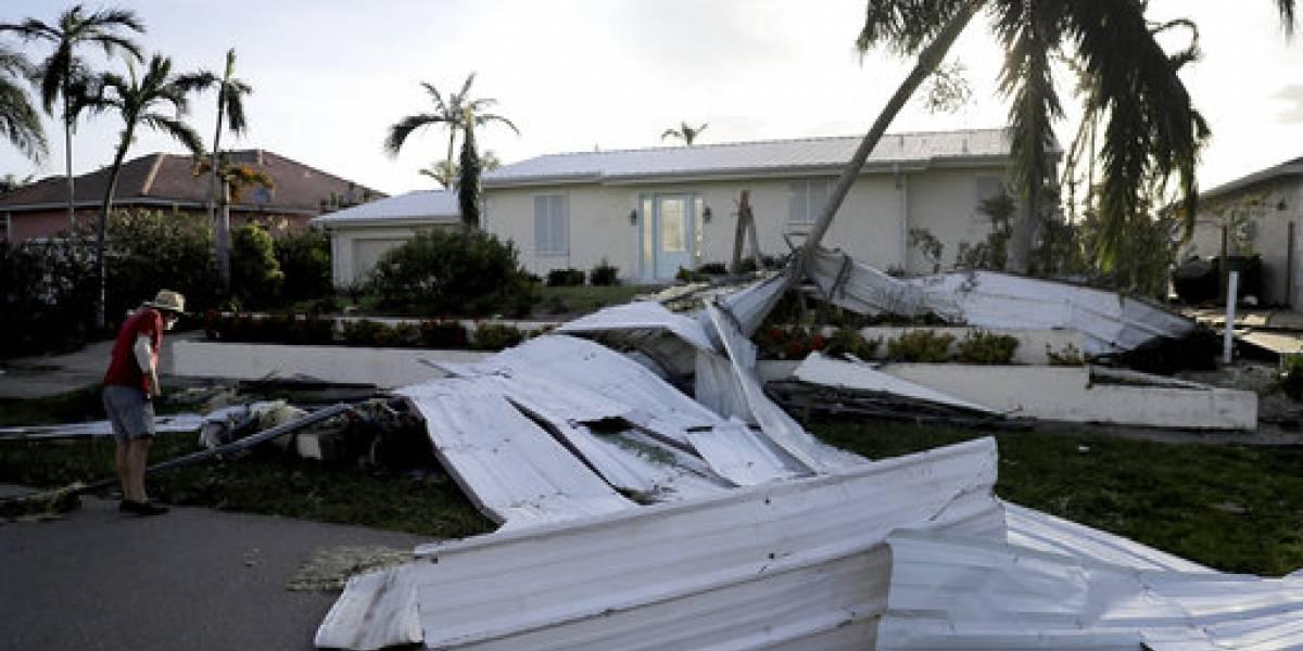 Millones de estadounidenses sin electricidad por Irma