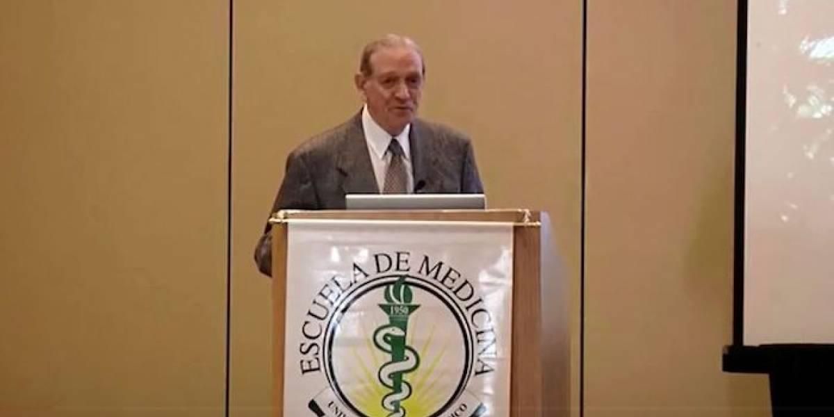 Asociación Americana del Corazón reconoce a profesor del RCM