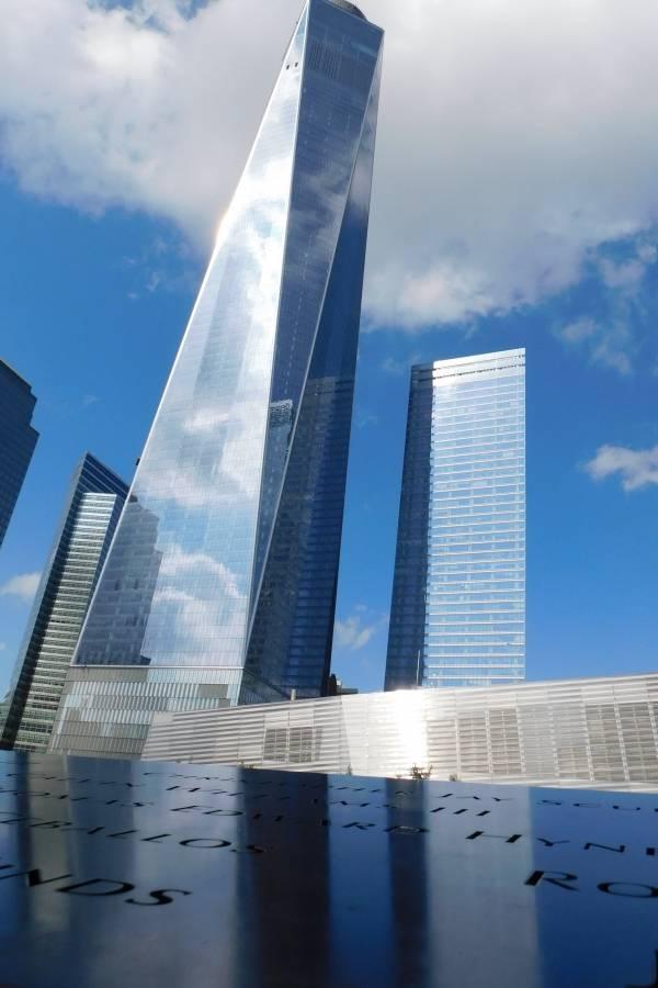 La torre del One World Trade Center.