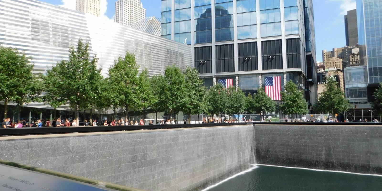 El barrio del Bajo Manhattan ha resurgido de las cenizas de los ataques del 11 de septiembre del 2001.