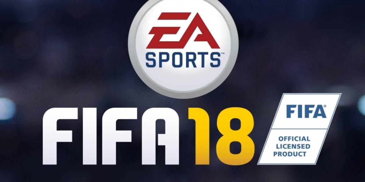 EA Sports revela a los 10 mejores jugadores del FIFA 18