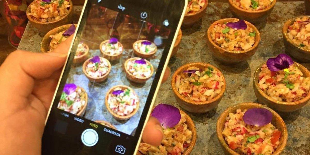Inauguran festival gastronómico con comida tradicional de Guatemala