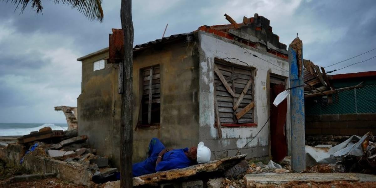 El huracán Irma provocó la muerte de diez personas en Cuba