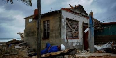 Huracán Irma causa daños en Cuba