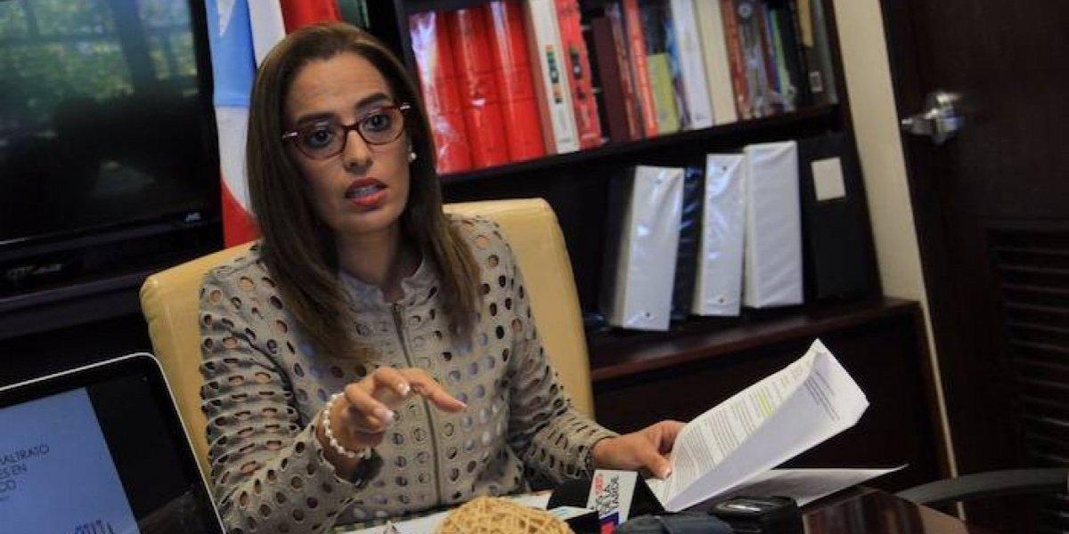 """Senadora pide al gobernador que declare """"estado de emergencia"""" ante violencia de género"""