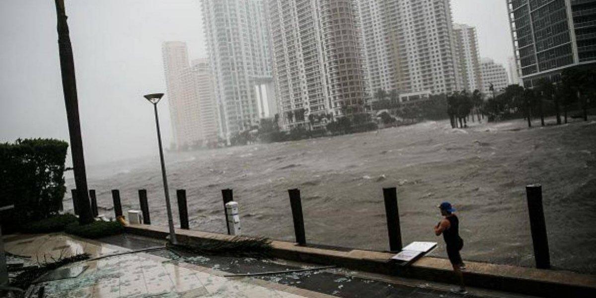 ¿Por qué fue histórico el huracán Irma?