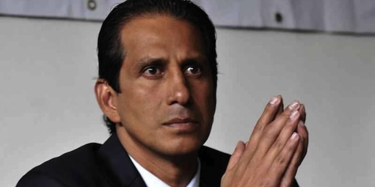 José Francisco Cevallos pide que se llene el Monumental