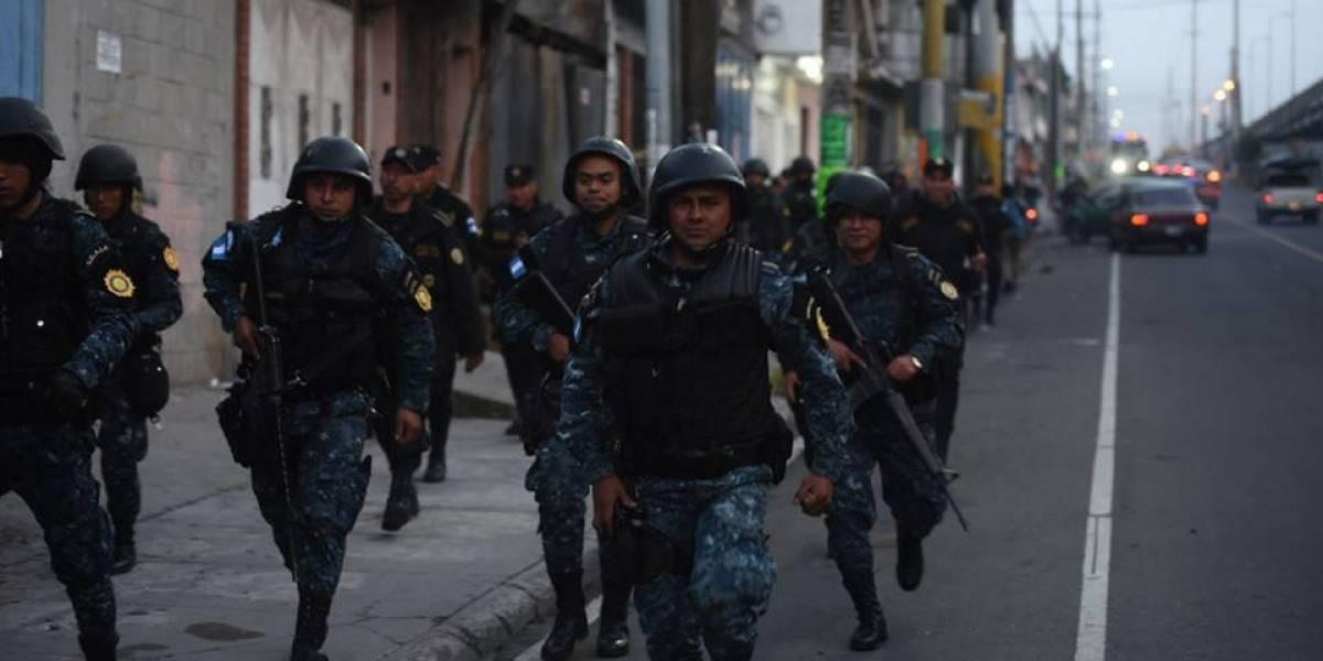 Más de 100 capturados en megaoperativo contra extorsiones