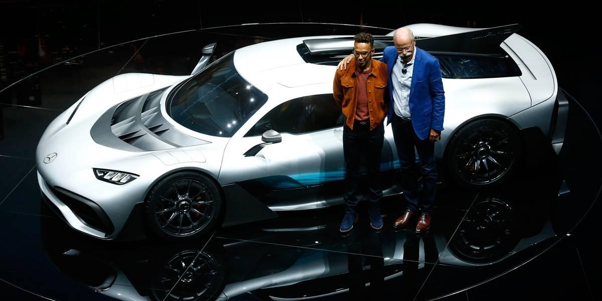 Mercedes fará versão elétrica de todos os modelos até 2022
