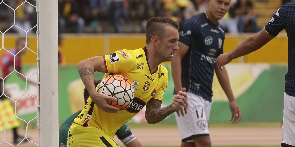 Damián Díaz dice que al Santos de Brasil: Los vamos a hacer sufrir bastante