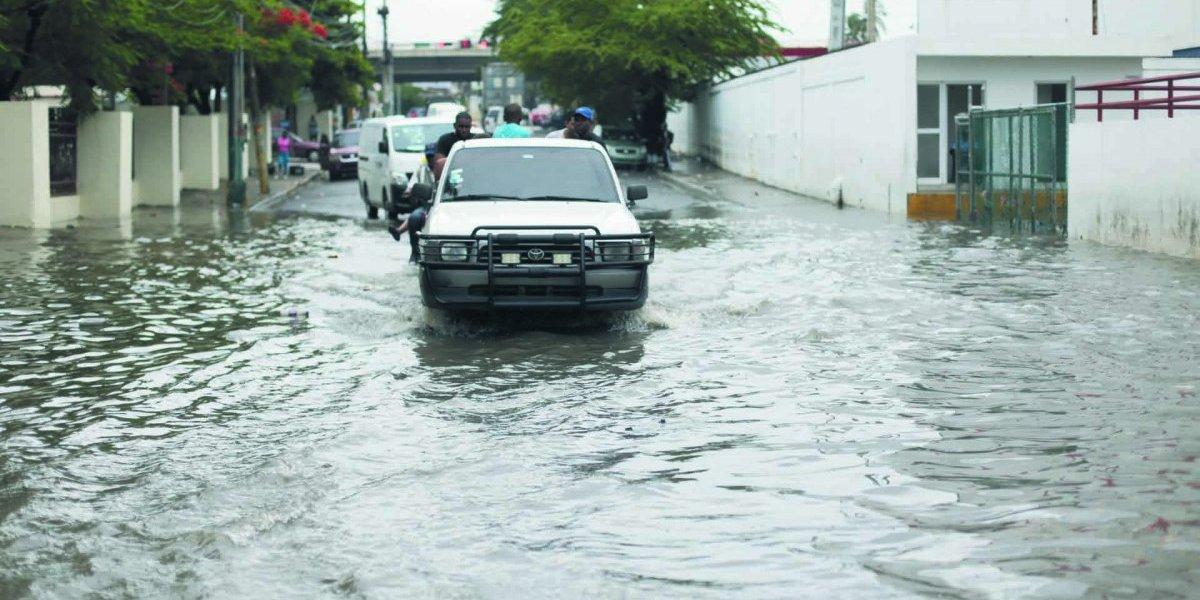 Onamet vaticina lluvias y altas temperaturas